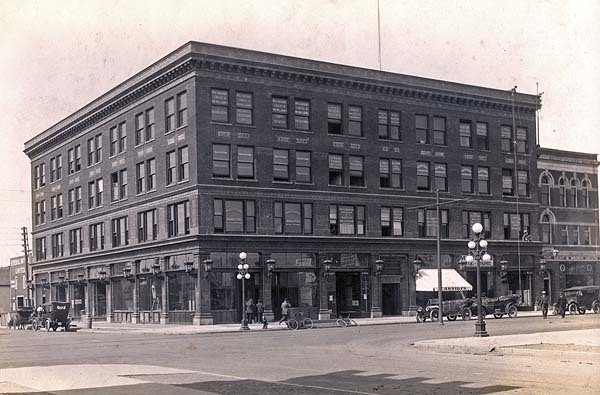 Image result for moose jaw historical buildings