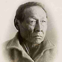 Chief Big Bear of the Plains Cree