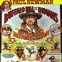 Poster for Buffalo Bill Wild West Show movie