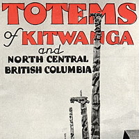 Totems of Kitwanga and North Central British