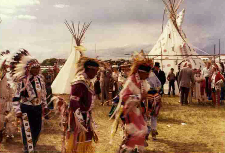 Quot Tawow Quot Welcome To Pow Wow Country Our Legacy