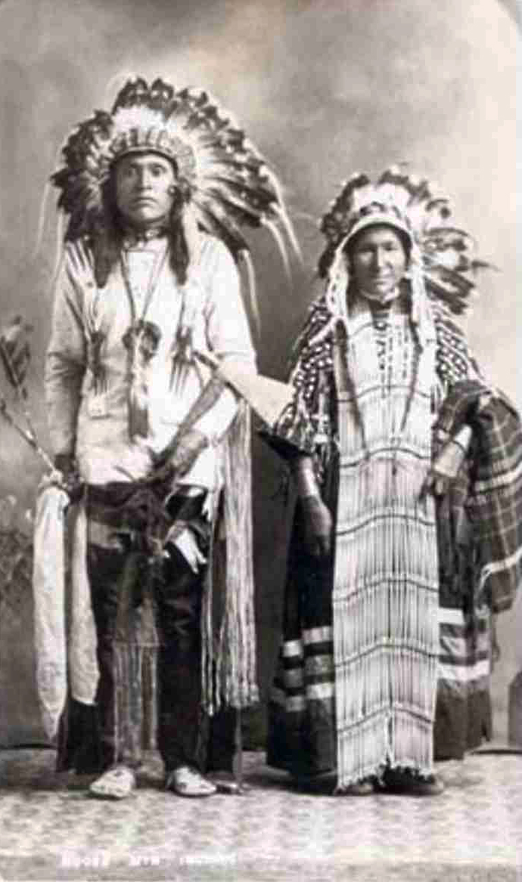 Indian country days - 5 9