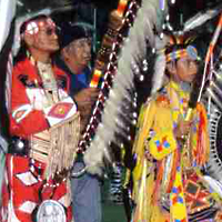 First Nation Onion Lake Grand Entry Pow-Wow, Septemeber 2001