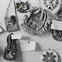 Beadwork and leather craft