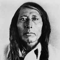 Portrait of Chief Poundmaker