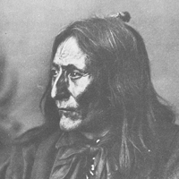 Chief Crowfoot of the Blackfoot